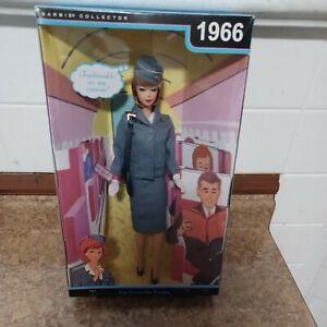 50th Anniversary Barbie® 1966 Pan Am American Stewardess Doll NRFB Barbie Career