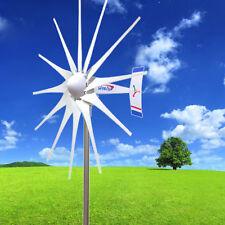 WindZilla 12 V AC 2400 W PMA 12 Blades Wind Turbine Generator + Slip Ring + HUB