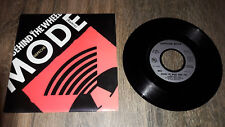 DEPECHE MODE VINYLE BEHIND THE WHEEL 45 T REMIX MUTE RECORDS UK LONDON