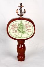 Anchor Brewing Merry Christmas 2016 Happy New Year Beer Keg Tap Handle 7 25 New