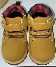 Garanimals Boys Work Boots Size 4