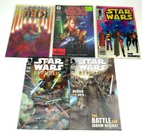 Star Wars Comic Lot of 5 Misc Republic Tales of Jedi Episode 1