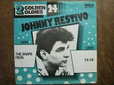JOHNNY RESTIVO 45 TOURS HOLLANDE YA YA