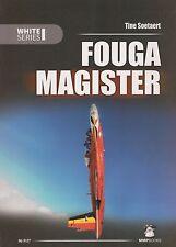 Fouga Magister CM-170 (French Basic Jet Trainer)