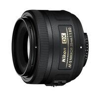 Sale Nikon Nikkor 35mm F/ 1.8G AS RF DX G SWM AF-S M/A Lens Pre Easter Deals