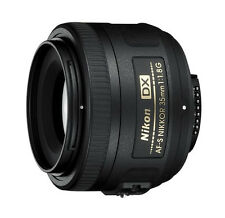 New Nikon Nikkor 35mm F/ 1.8G AS RF DX G SWM AF-S M/A Lens 4th Of July Sale