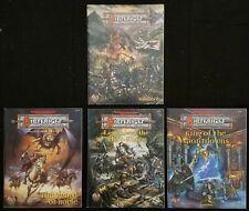 TSR AD&D Birthright RPG Book Lot - Rulebook / Roele / Hero-Kings / Giantdowns