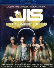 JLS - Eyes Wide Open [New Blu-ray] UK - Import