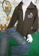 lot vêtements fille 12 ans,gilet polaire,pull,jean JENNYFER