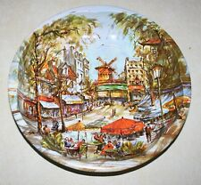 Vintage 1971 Daher Decorated Ware Made in England Long Island Ny 11101