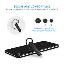SAVFY Auriculares Bluetooth Inalámbricos Manos Libres COCHE+Carga USB magnética