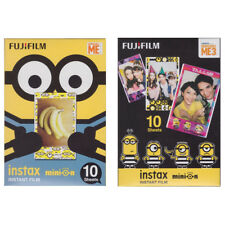 Minion Bananas & Prisoners FujiFilm Instax Mini Film Polaroid 20 Instant Photos