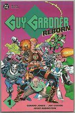 Guy Gardner Reborn #1 : Vintage DC Comic book from July 1992