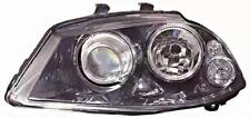 Seat Cordoba Ibiza 2006-2008 Xenon Electric Headlight Front Lamp Black RIGHT RH