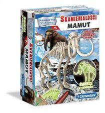 Naukowa zabawa Skamienialosci Mamut fluoresc