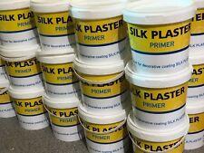 NEU Isolierfarbe Grundierung für Baumwollputz/Flüssigtapete SILK PLASTER 1 L