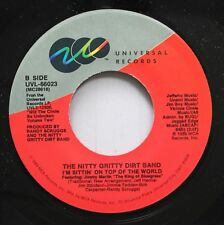 Country 45 The Nitty Gritty Dirt Band - i'M Sittin' On Top Of The World / When I