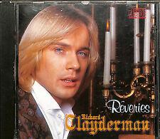 Richard Clayderman - Reveries Piano Instrumental Music CD