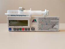 McKinley T34 Syringe ambulatory syringe pump.