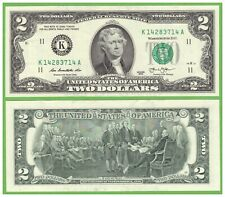 UNITED STATES OF AMERICA - USA - 2 DOLLARS - 2013  - K - P-538 - UNC
