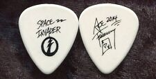 ACE FREHLEY 2014 Space Invader Tour Guitar Pick!!! custom concert stage KISS #3