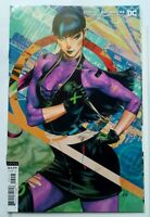 "BATMAN #92 (1ST PRINT)(Stanley ""Artgerm"" Lau Punchline Variant) card stock cover"