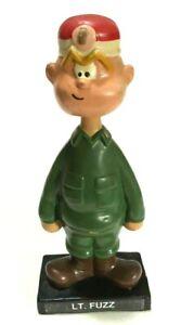 "Vintage Beetle Bailey ""Lt. Fuzz"" Bobble Head"