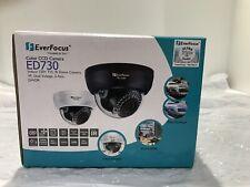 EverFocus ED730 Color CCD Camera