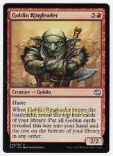Goblin anillo Leader (Goblin-protagonizando) merfolk vs. Goblins Magic mtg
