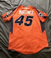 2005 all star game pedro martinez majestic national team jersey size m