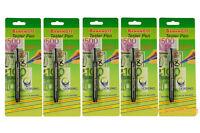 5 Pack Counterfeit Money Detection Pen Marker Fake Dollar Bills Currency Checker