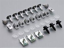 Unterfahrschutz Einbausatz Unterbodenschutz Clips Schrauben für Peugeot Citroen