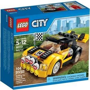 BNIB Lego City 60113 Rally Car sealed racing car