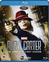 Marvel's Agent Carter: The Complete First Season 1 [Blu-ray Set, Region Free]