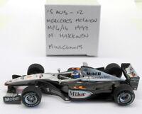 Minichamps 1/43 Scale Diecast - 15AUG12 Mercedes McLaren MP4/14 1999 M Hakkinen