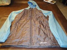 Cloudveil Men's Insulated Igneous Jacket Bison Hybrid Hooded Coat XL  NWOT
