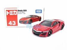 Takara Tomy Tomica #43 Honda NSX 1/62 7CM Red Diecast Toy Model Car Japan