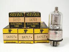 1 x NOS 1A7GT-DK32-SYLVANIA-PENTAGRID CONVERTER-OWN BOX
