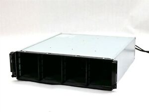 Dell EqualLogic PS4000 iSCSI 16-Bay Storage Array E01J 0939118-02 w/2*E03M003