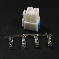 4-Pin Power Connector Plug for Icom IC-7000 IC-7100 IC-7400 IC-7600