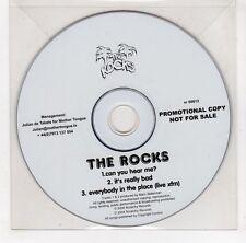 (GI986) The Rocks, Can You Hear Me? - 2004 DJ CD