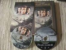 DVD PELICULA PEARL HARBOR EDICIÓN ESPECIAL 2 DISCOS USADA BUEN ESTADO