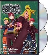 Naruto Shippuden Uncut Set 20 [New DVD] 2 Pack, Subtitled