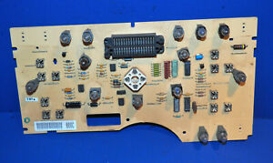 1988-1990 Chevy GMC C/K Pickup Truck 1500 2500 3500 Cluster Circuit Board Panel