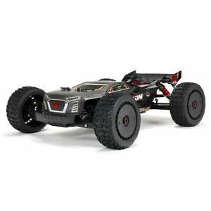 ARRMA ARA8707 TALION 6S 4WD BLX 1/8 EXB Speed Truggy RTR Black