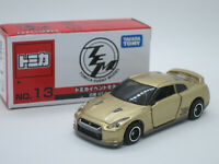 Tomica Osaka Expo 2015 Event Model No.13 Nissan Skyline GT-R R35 gold Tomy