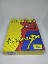 Spiderman '67 collection complete box set animated cartoon dvd Rare (USED)