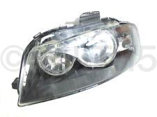 Genuine Audi A3 2004-2006 Left Halogen + Xenon Headlight | 8P0941029M | LHD