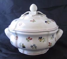 Villeroy and Boch - Petite Fleur - one(1) 91oz. Tureen Covered Vegetable Bowl