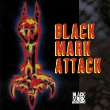 Black Mark Attack (1996) - CD - Bathory, Necrophobic, Edge of Sanity, Yosh, A...